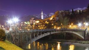 Belluno Ponte della Vittoria 2
