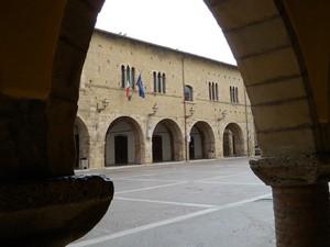 Arcate sul Palazzo Comunale
