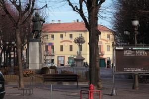 Piazza Martiri della Liberta