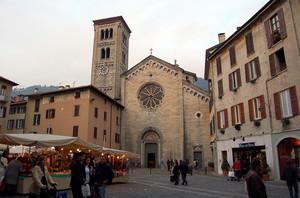 Como: piazza San Fedele