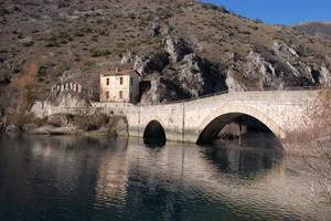 Il ponte del santo