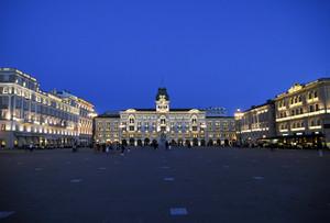 Trieste in blu