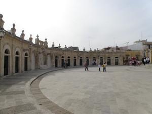 Ellittica piazza