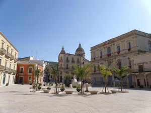 Piazza Fonte Diana
