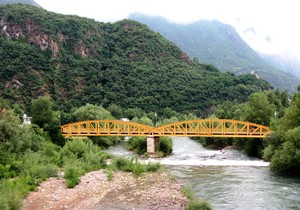 il ponte giallo