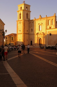 Santa Severina Sunset