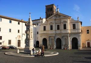 Piazza di S.Bartolomeo all'isola