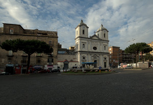 Portici, Piazza S. Ciro