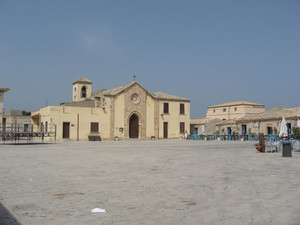 La piazzetta di Marzamemi