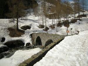 Balme, ponte di Bogone
