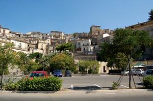 Altomonte:piazzale Giacomo Matteotti
