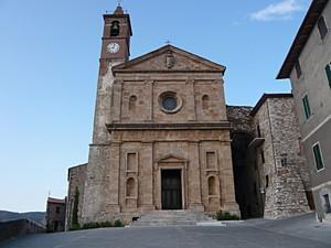 Caldana – P.za della Chiesa
