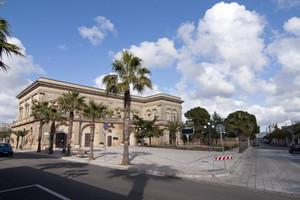 Piazza dell'Amicizia