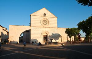 Piazza Santa Chiara