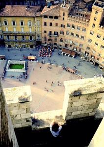 """Piazza  del Campo o semplicemente """"Il Campo"""""""