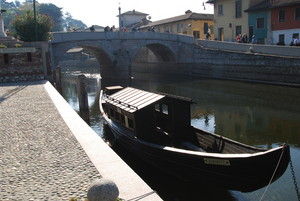 Ponte sul Naviglio a Buffarola