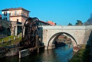 Il ponte di Groppello d'Adda