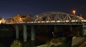 Ponte di Ferro, sera