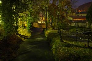 Ponte sul Fiume Nera – Visso -