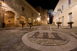 Piazza Castello – Moresco -