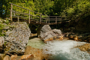 Ponte sull'Orfento – Caramanico Terme -