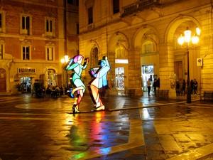 Ballo in piazza