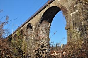 Ponte del viadotto Cisano