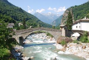 ponte di Lillianes