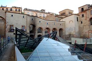 Cosenza: piazza Toscano