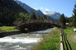 parla la natura a Vermiglio (anche sotto i ponti)