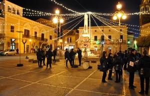 Già Piazza Cecco d'Ascoli, ora Piazza Papa Giovanni Paolo II