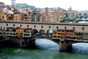 Ponte Vecchio visto dagli Uffizi
