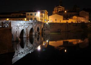 Il Ponte Tiberio, 2.000 anni di storia