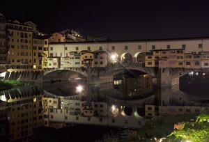 Ponte Vecchio … un ponte narciso