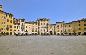 """"""" Piazza dell'Anfiteatro"""""""