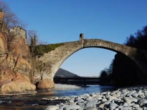 Il ponte del Diavolo…