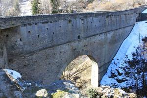 Il più antico ponte valdostano