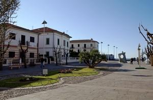 Piazza Marina di Cecina