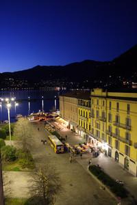 piazza Camillo Benso conte di Cavour
