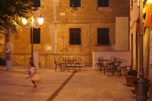 Piazza del popolo Castagneto