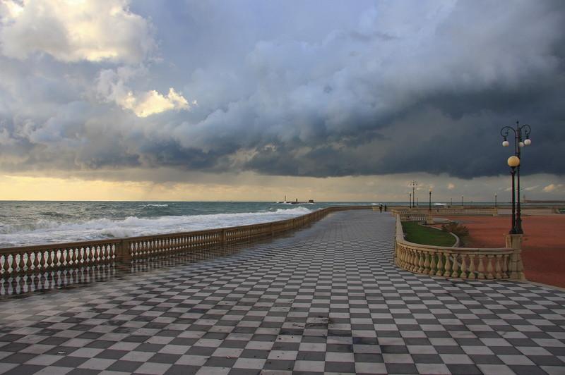 ''Terrazza Mascagni'' - Livorno
