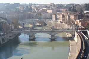 ponti dall'alto