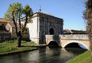 Il Ponte della Porta S. Tomaso