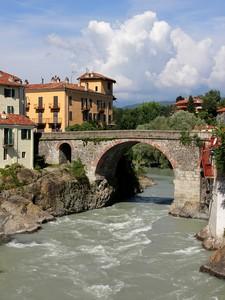 ''Ponte Romano sulla Dora Baltea'' - Ivrea
