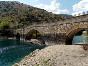 Il Ponte verso l'Eremo