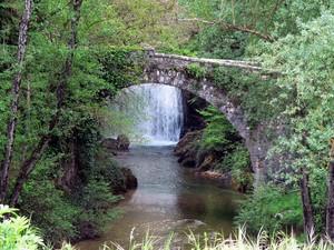 Ponte romano sul Calore