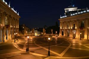 """Piazza del Campidoglio o Colle """"Caprino"""""""