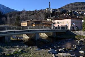 """Il ponte di """" Calce""""…ranica."""