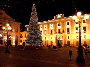 Piazza Mario Pagano detta anche Piazza Prefettura