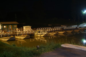 Il ponte di barche